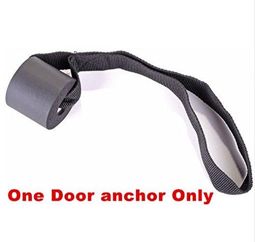 Adahill Gym Crossfit Heavy-Duty Door Anchor Strap Attachment