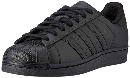 adidas Originals Superstar Foundation Men's Trainers, Black (Core Black), 7 UK (40 2/3 EU) (Best Basketball Shoes On The Market)
