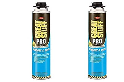 Great Stuff PRO Window & Door 20 oz Insulating Foam Sealant