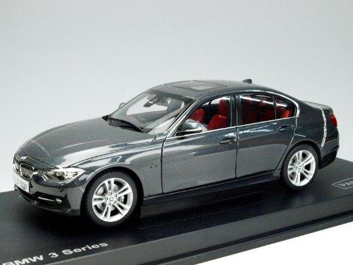 1/18 BMW F30 3series LHD ミネラルグレー PA97025