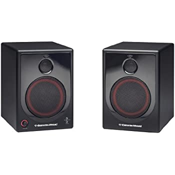 Studio Monitor Home Theater : cerwin vega xd5 active studio monitors home audio theater ~ Russianpoet.info Haus und Dekorationen
