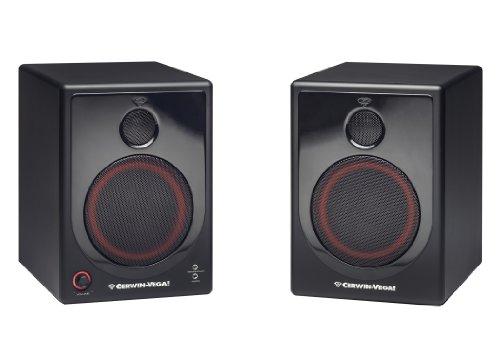 Cerwin Vega XD5 Active Studio Monitors - Cerwin Vega Dj