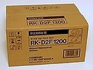 Fujifilm T RK-D2T 1200 E 2x 600 hoja 10x15 cm