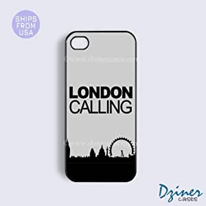 iPhone 4 4s Case - London Calling iPhone Cover