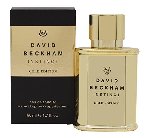 David Beckham Instinct Gold Edition Eau de Toilette 1.7oz