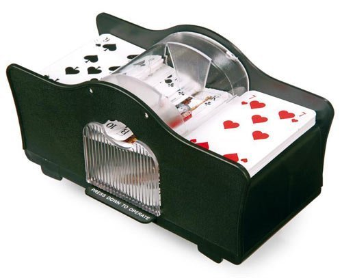 Legler Playing Cards Shuffler (requires batteries & playing cards) by Legler