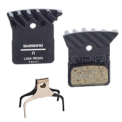 SHIMANO L03A Bicycle Brake Pads, Unisex, Adult, One Size