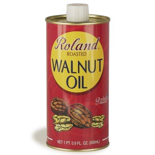Roasted Walnut Oil by Roland (500 ml)