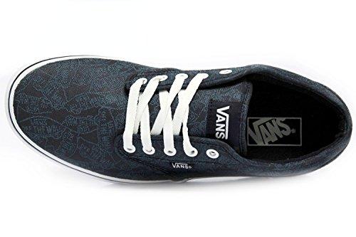 shopping discounts online Vans Men's Shoes Atwood Logo Canvas Upper Sneaker shopping online original 4FKTDj25