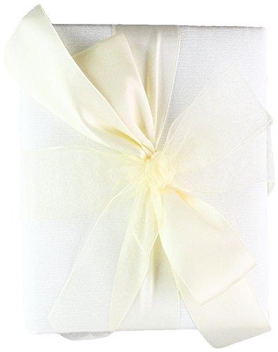 Tres Beau Wedding Accessories Wedding Photo Album, 4-Inch by 6-Inch, Ivory
