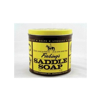 Fiebing's Saddle Soap Paste [Set of 3] Size: 80 oz, Color: Yellow by Fiebing's (Image #1)