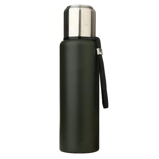 Botella de agua de acero inoxidable 500/750/1000/15000 ml ...