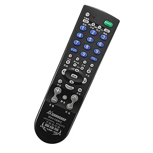 dipshop Universal TV Remote Control Controller For Multiple Brands TV (Damper Remote Controller)