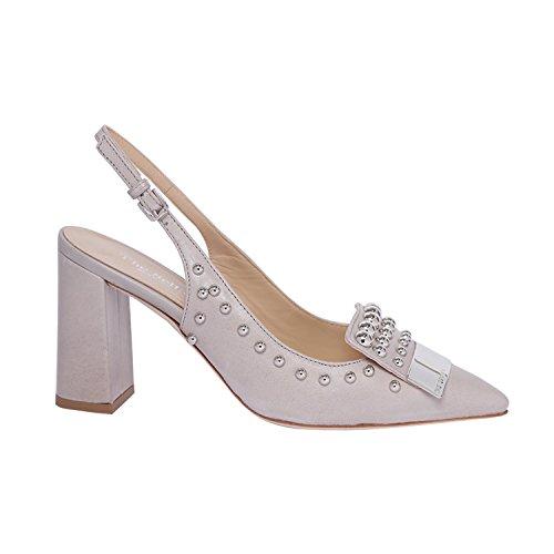 The Seller Femme Cemento pour Sandales nwRvTBxwq8