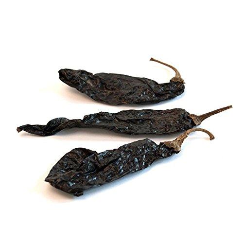 Spice Jungle Pasilla Negro Chile Peppers, Whole - 1 oz.