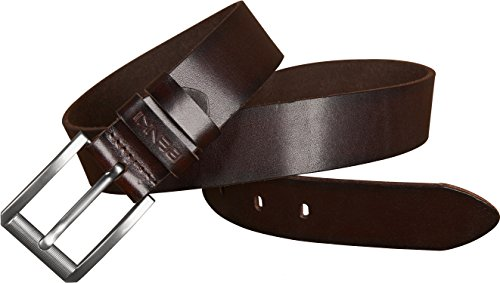 Belts For Men - Mens Genuine Leather Belt for Dress & Jeans - Big & Tall Size - Great Gift Idea