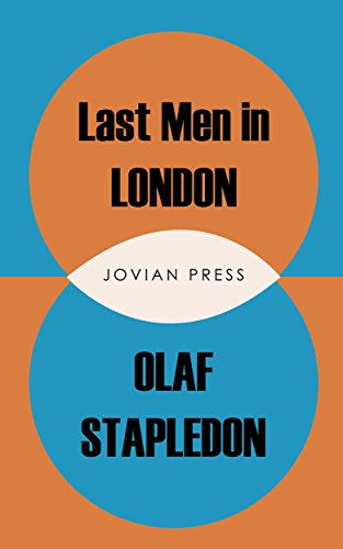 book cover of Last Men in London