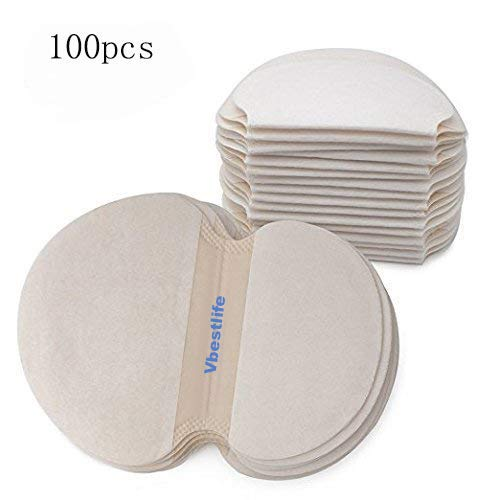 - Underarm Sweat Pads,100pcs / 50Pair Absorb Sweat Armpits Disposable Perspiration Pads Deodorant Khan Antiperspirant For Men Women Kids