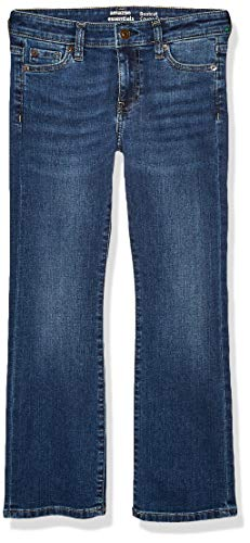 Amazon Essentials Girls Boot-Cut Jeans