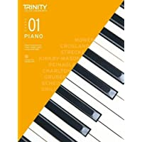 Trinity College London Piano Exam Pieces & Exercises 2018-2020. Grade 1 (with CD)