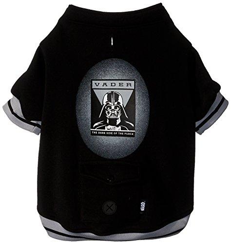 Silver Paw Star Wars Dog Sweater Jackets]()