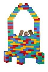 192pc Jumbo Blocks