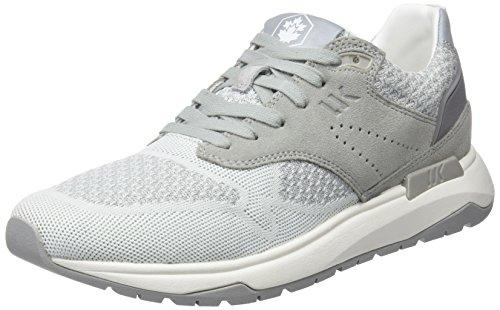 Lumberjack Whitelt Sneaker Uomo Bianco Detroit Grey Off 1Zq1Cpr