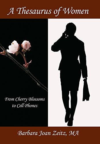 A Thesaurus of Women: From Cherry Blossoms to Cell Phones