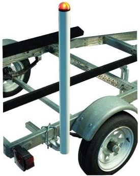 """C.E Smith 27760 Ce Boat Trailer 60/"""" Inch Post Guide-Ons Led Lights"""