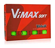 Volvik Golf VIMAX Soft Matte Finish Golf Balls
