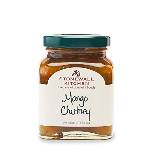 Stonewall Kitchen Mango Chutney, 8.5 Ounces