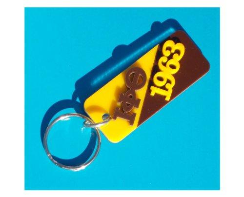 (Iota Phi Theta - Founders Key Ring)
