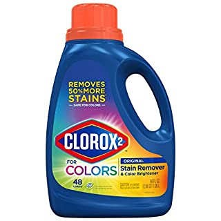 Clorox 2 for Colors - Stain Remover and Color Brightener, 66 Ounces (Package May Vary)