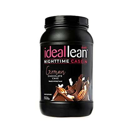 IdealLean Casein for Women - Tarta de chocolate alemana ...