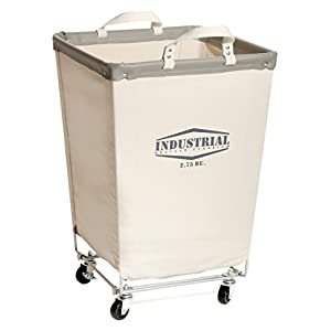 canvas laundry carts