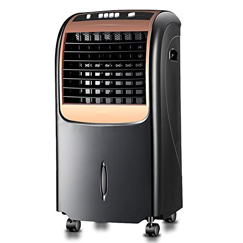 Hw Ⓡ Air Conditioners Fan Three Block Gale, Air Purification, Visible Water Tank, Mobile Convenience, Household Remote Control Mobile Refrigeration Energy Saving Cooling (Portable Air Purification Panel)