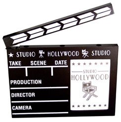 Clapboard Picture