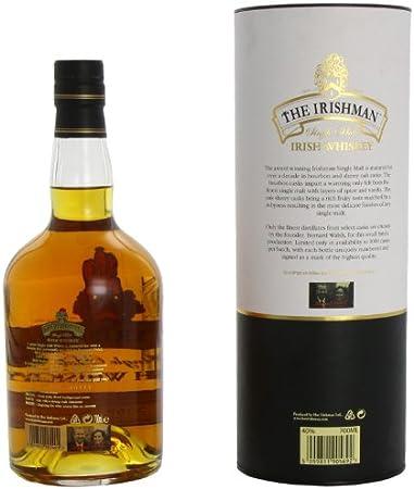 The Irishman Single Malt Whisky - 700 ml