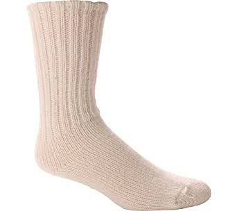 Wigwam Husky Athletic Socks,White,LG
