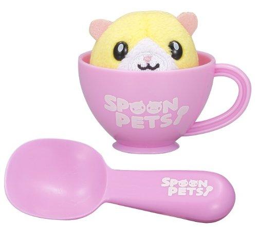 Spoon Pet (Hamster / Cream) by Sega