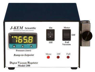 CHEMGLA - Stainless Steel Needle Valve- J-KEM Model DVR-NVW2, EA1