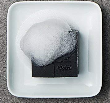 [KLAIRS] Gentle Black Sugar Charcoal Soap, facial soap, cleanser, 100g