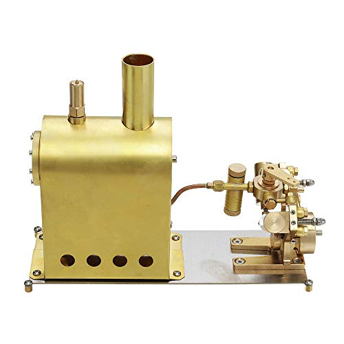 - Microcosm M2C Mini Steam Boiler with Twin Cylinder Marine Steam Engine Stirling Engine Model