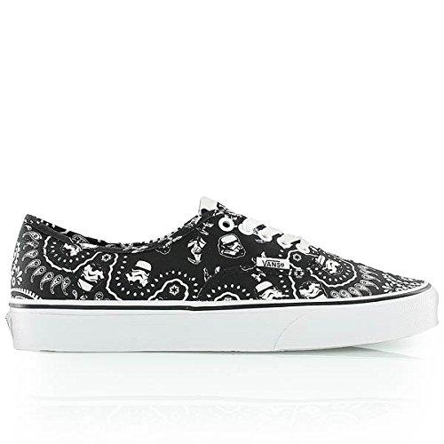 a9dd6cf213c598 Vans Unisex Authentic Casual Shoes 42010142 Star Wars (VN-0W4NDJI) (USM 10    USW 11.5   UK 9   Eur 43   28 cm ) (B00HIDTV98)