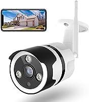 Netvue Caméra de Surveillance WiFi Extérieure 1080P
