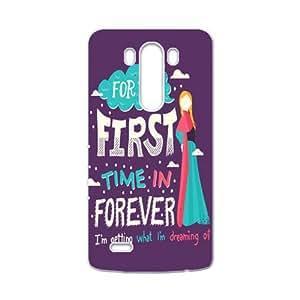 Frozen representative song Cell Phone Case for LG G3