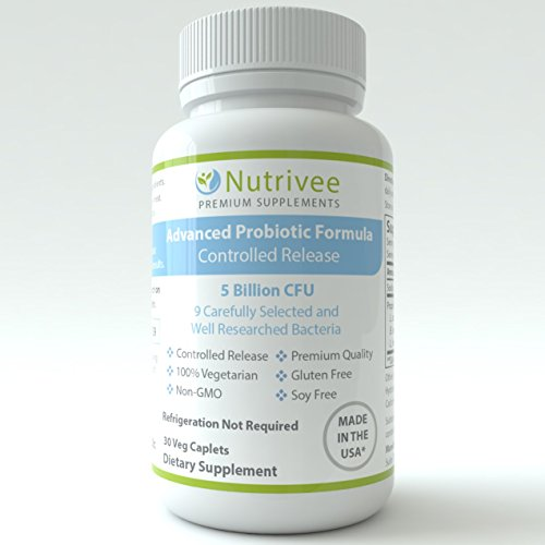 Nutrivee Advanced Probiotic Technology Guaranteed product image
