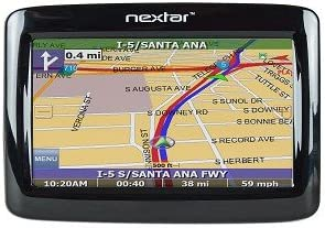 Nextar 43NT 4.3 Touchscreen Portable GPS Navigation System w USA Maps, MP3 Player, Photo Viewer Text to Speech