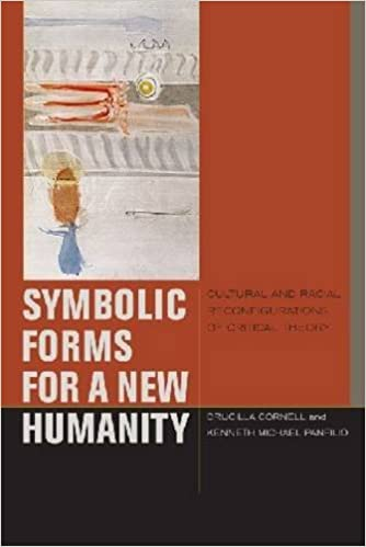 Symbolic Forms for a New Humanity: Cultural and Racial Reconfigurations of Critical Theory (Just Ideas) by Drucilla Cornell (2010-05-15)