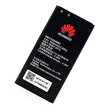 AK Accessories HB474284RBC Battery for Huawei Honor: Amazon
